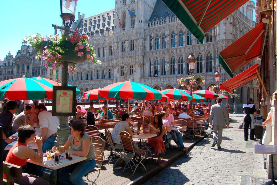 planes en Bruselas