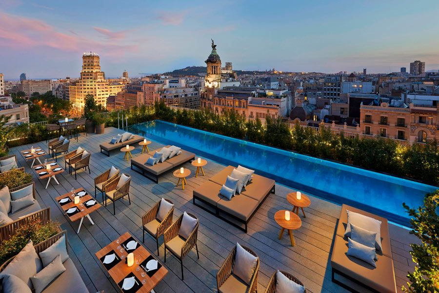 terrat terraza en barcelona