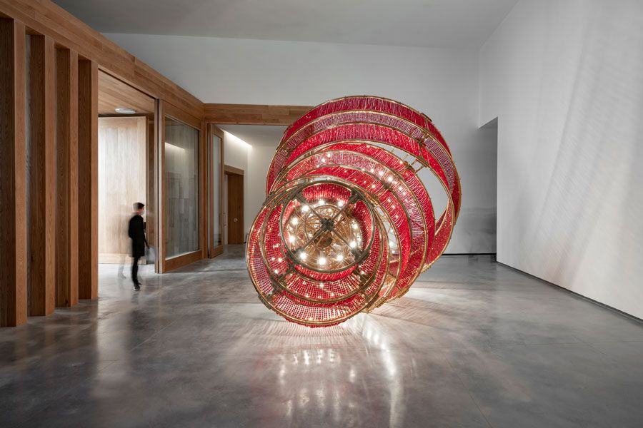 Ai Weiwei museo museo arte caceres