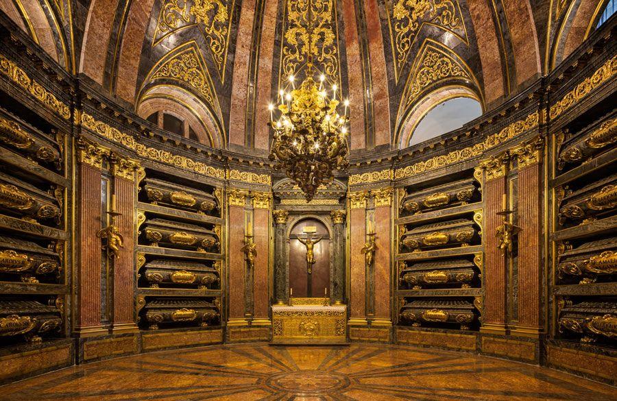 Cripta Real el escorial