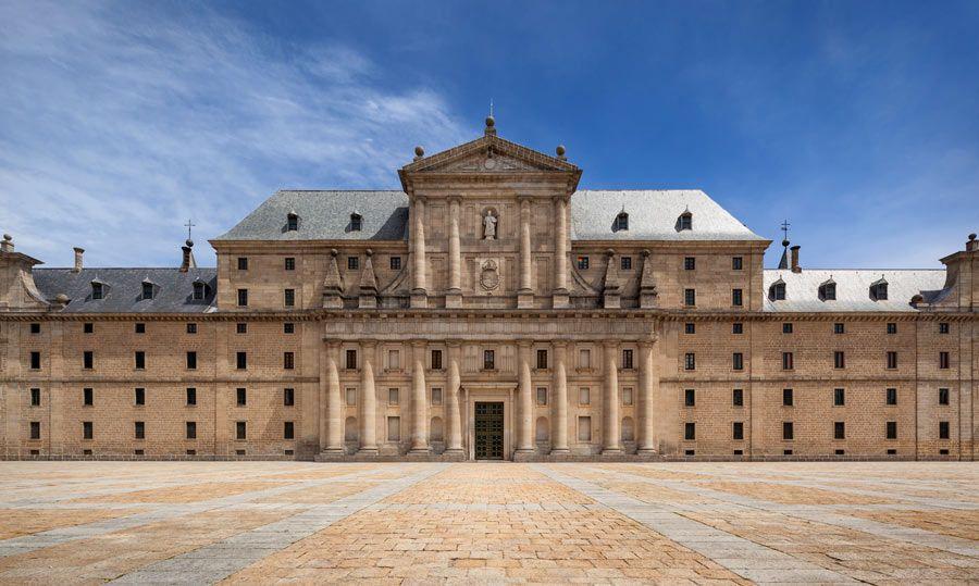 monasterio el escorial parrillas