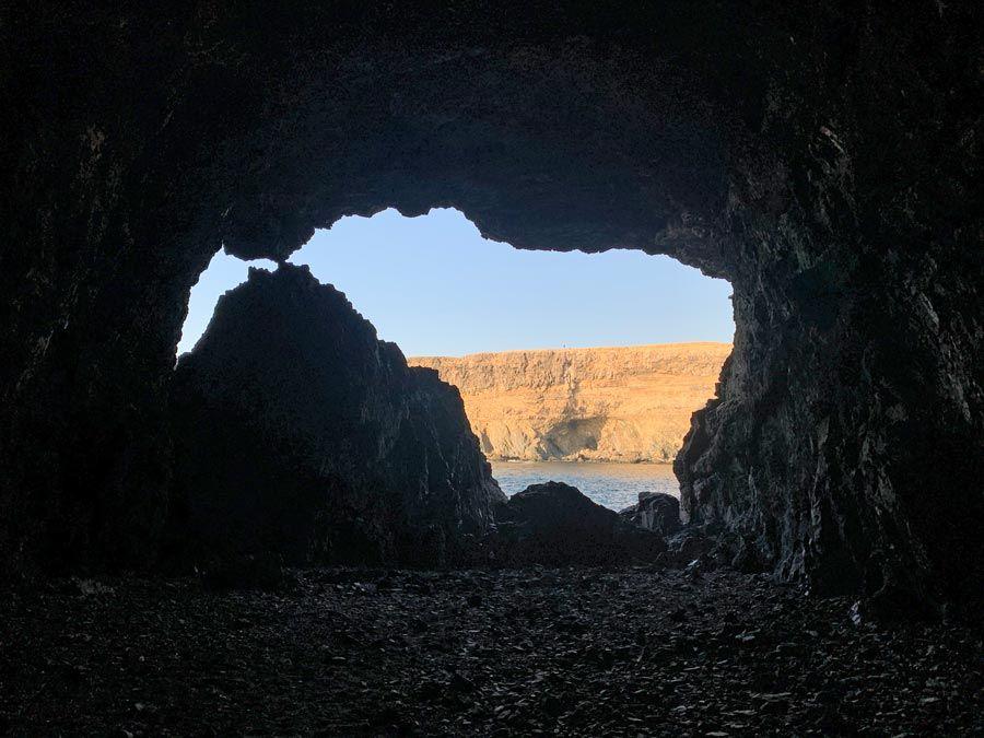 cueva de ajuy en fuerteventura