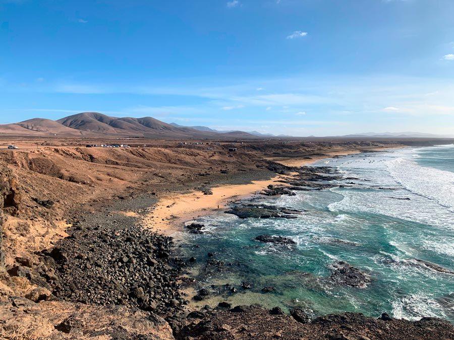 piedra playa planes en fuerteventura