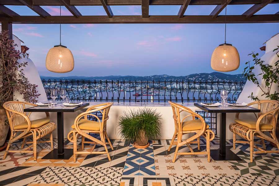 gastronomía en Ibiza