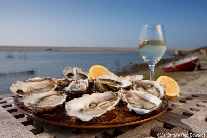 ostras en inglaterra mas baratas