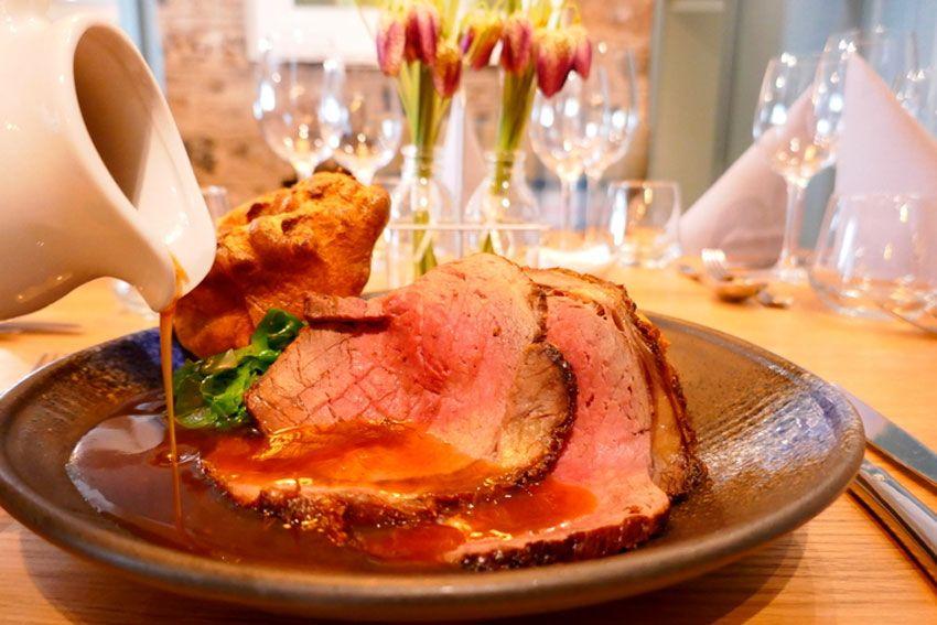 asado roast beef platos britanicos populares