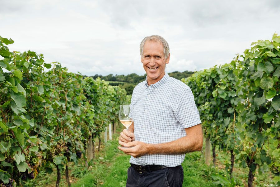vinos blancos en inglaterra