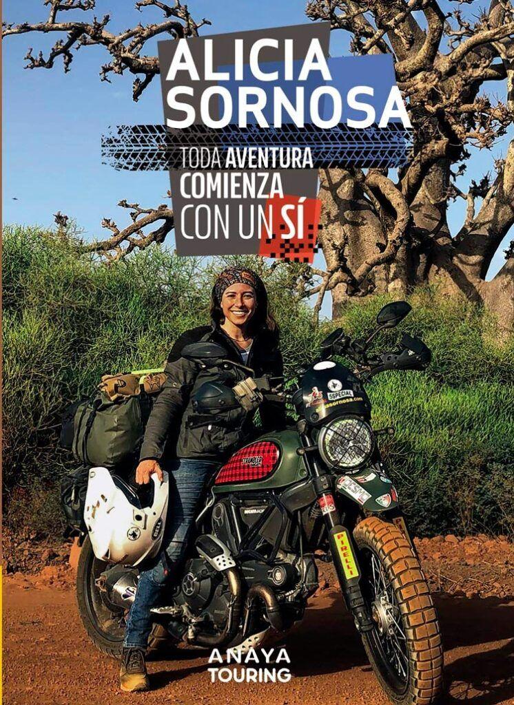 libro viajar en moto alicia sornosa