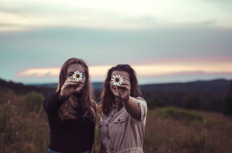 dos mujeres endometriosis