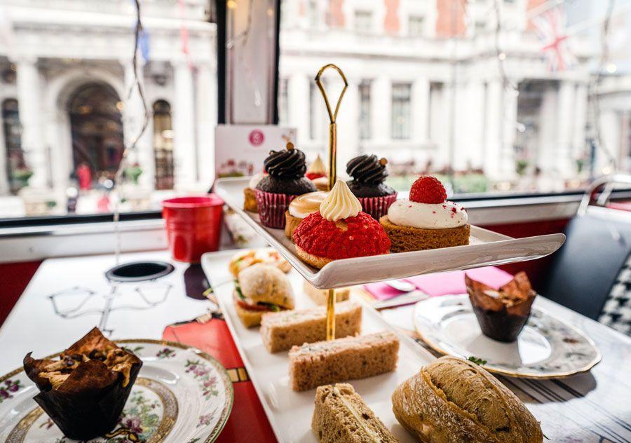 platos britanicos dulces y tartas