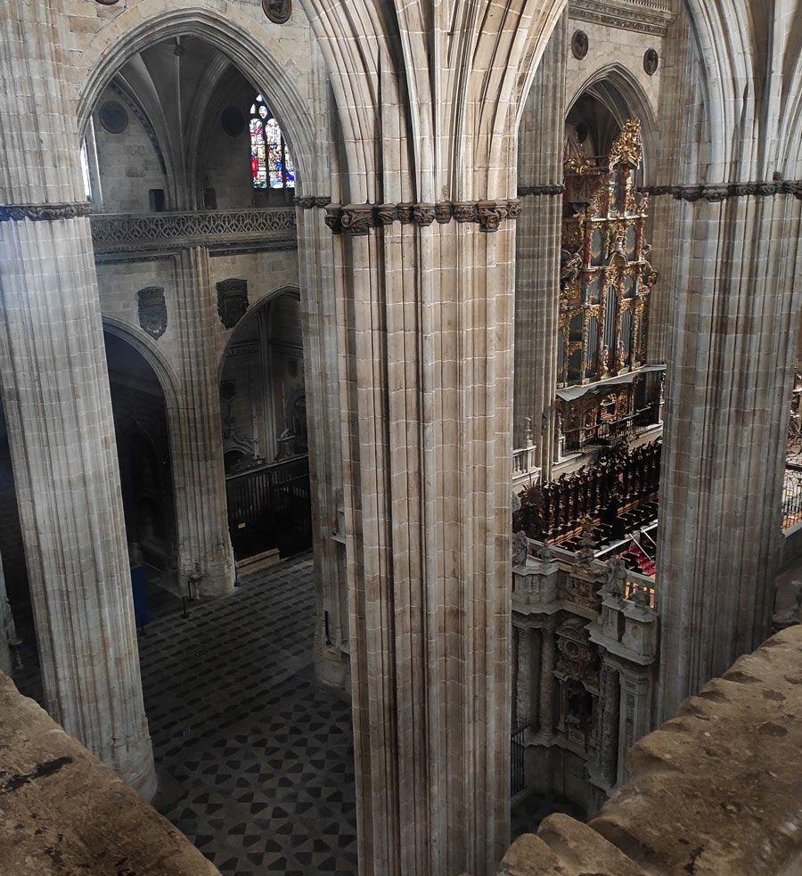 catedral nueva planes originales en salamanca