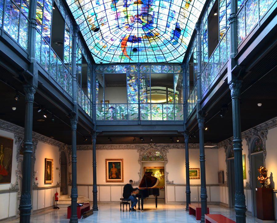 museo casa lis planes originales en Salamanca