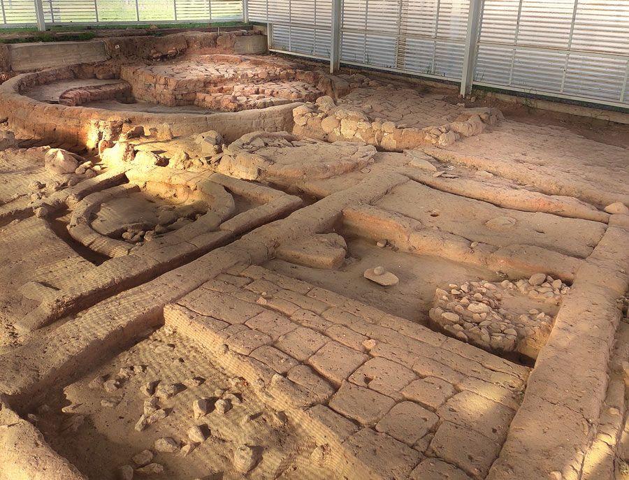 restos arqueologicos de salamanca