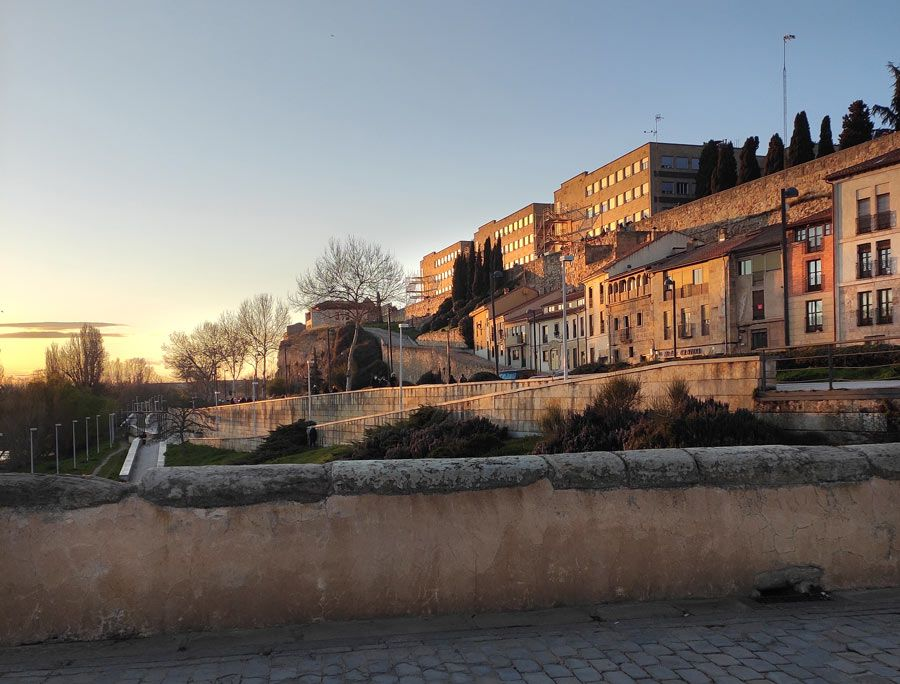 puente romano ruta unamuno en salamanca