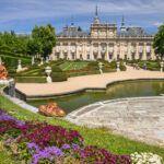 palacio y jardine de la granja en segovia