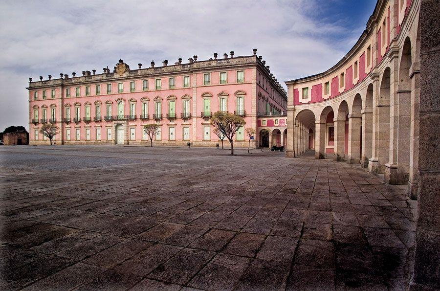 palacio real de riofrio en segovia
