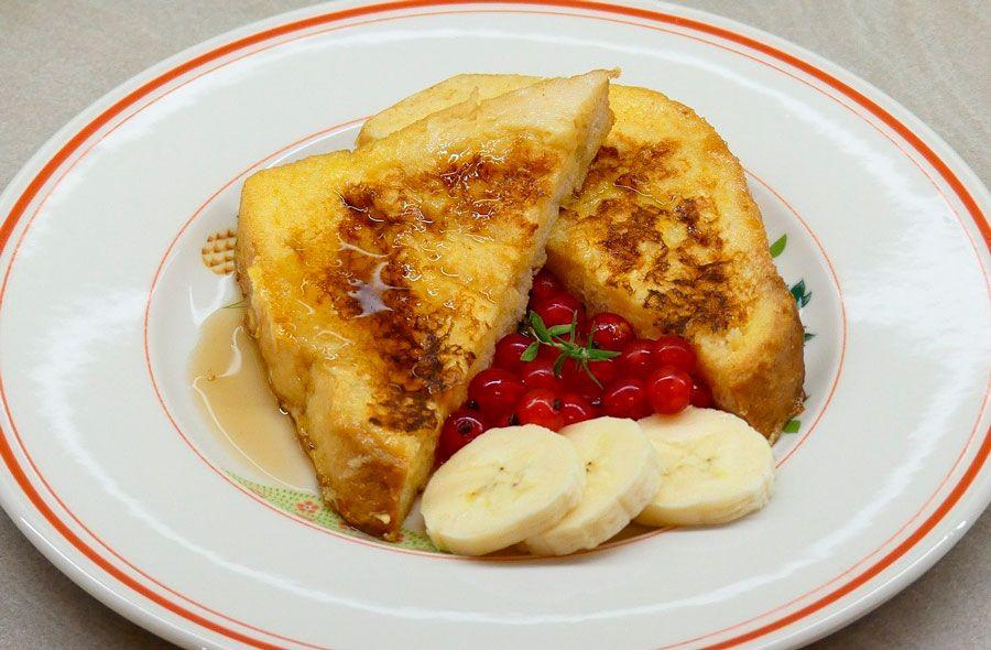 platos para el desayuno