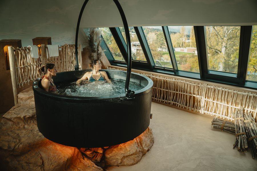spa y sauna para mujeres en suiza