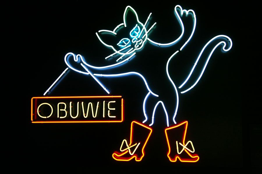 cabaret gato negro de Varsovia