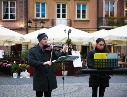 musica en Varsovia
