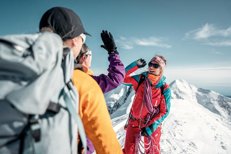 cien por cien women reto mujeres suiza