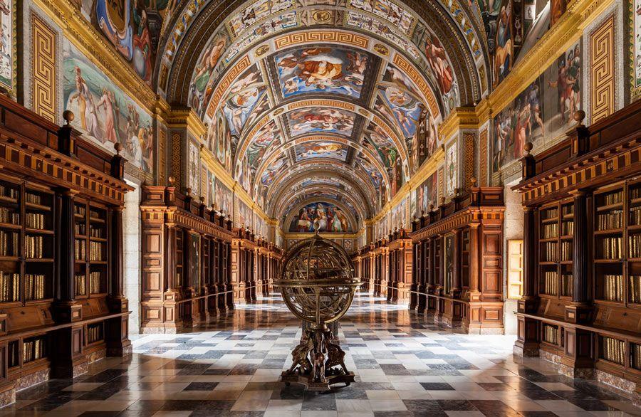 Real Biblioteca el escorial