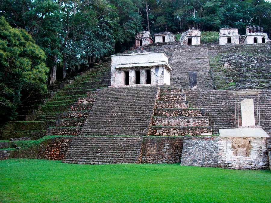 yacimientos arqueológicos en México