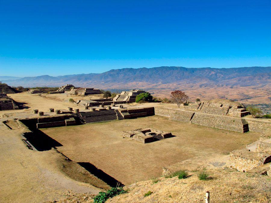 yacimientos arqueologicos de México