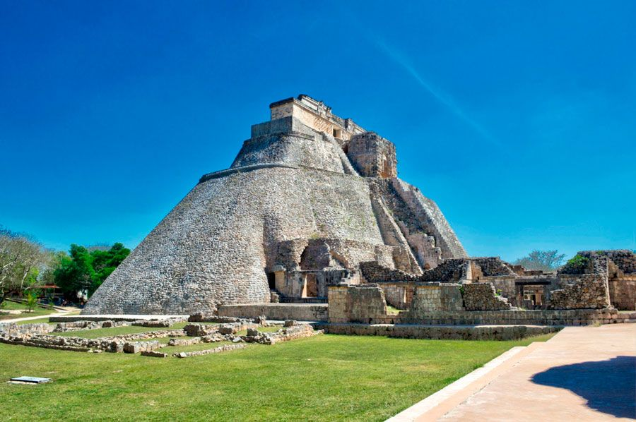 yacimientos arqueológicos de México