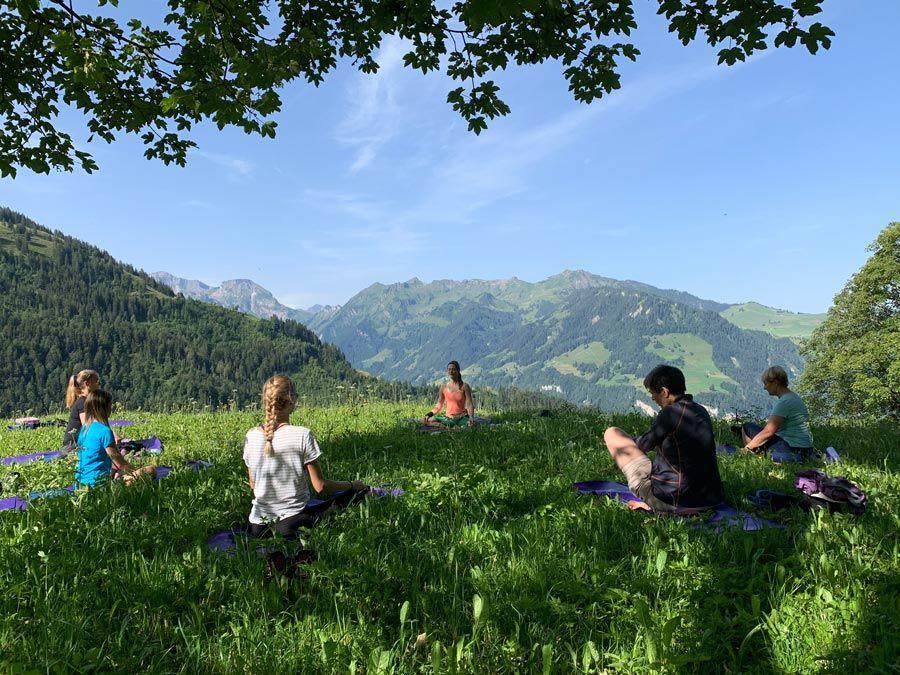 viajes de relax para mujeres en suiza