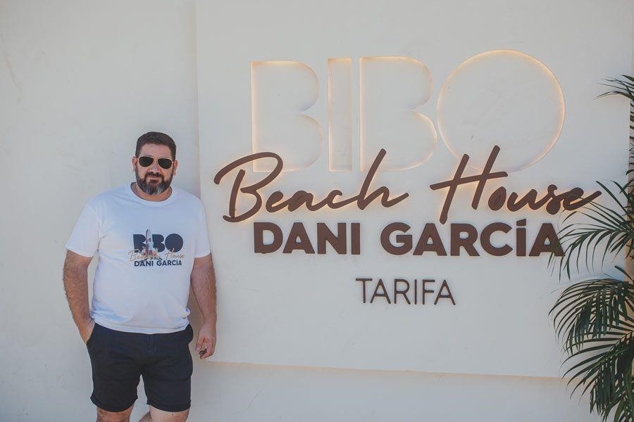 dani garcia en bibo beach house