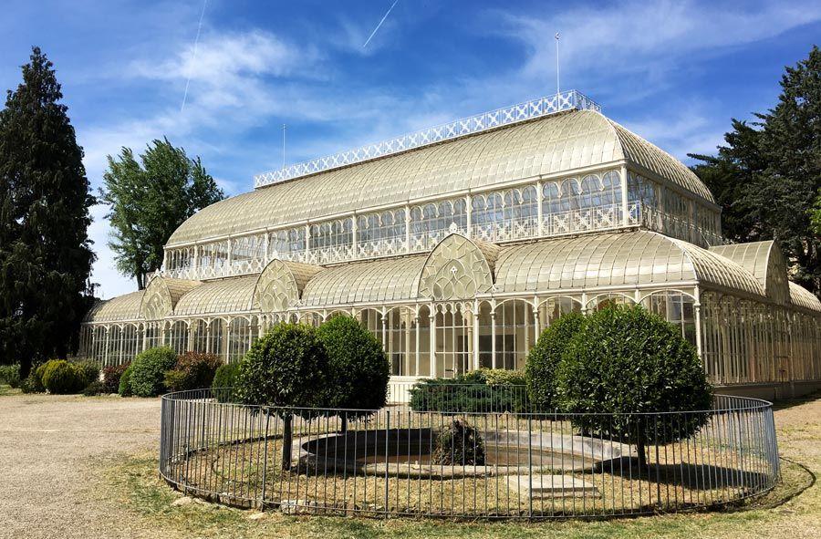 jardin horticultura florencia