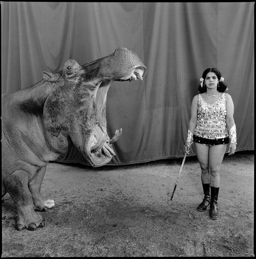 proyecto circo de Mary Ellen Mark
