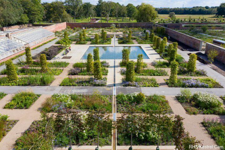 mejores jardines de gran bretana Bridgewater Garden