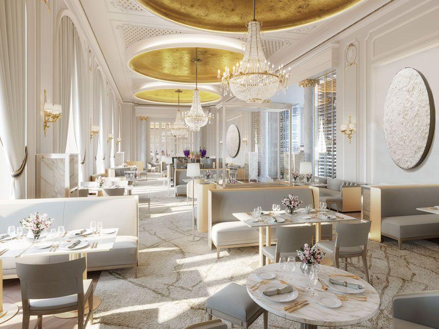 restaurantes del Mandarin Oriental Ritz