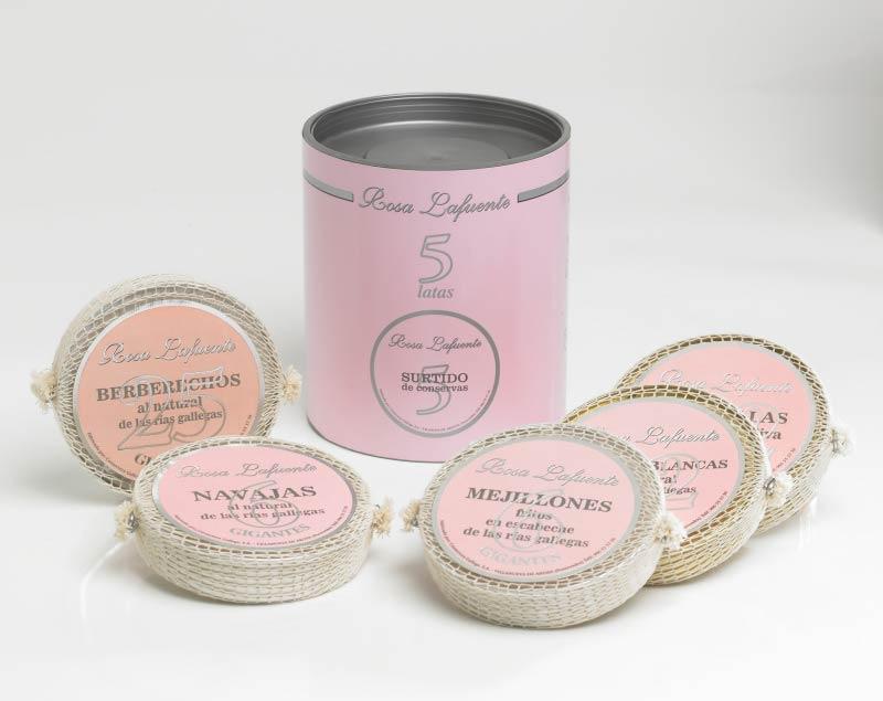 conservas rosa lafuente regalo original para el dia de la madre