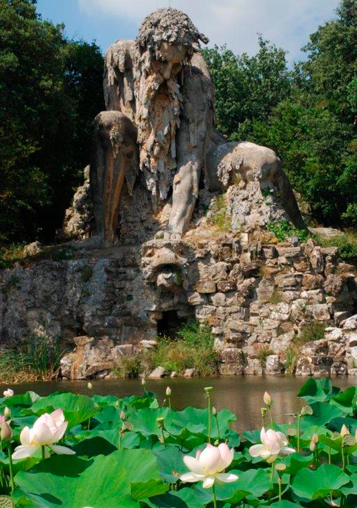 Villa Pratolino florencia