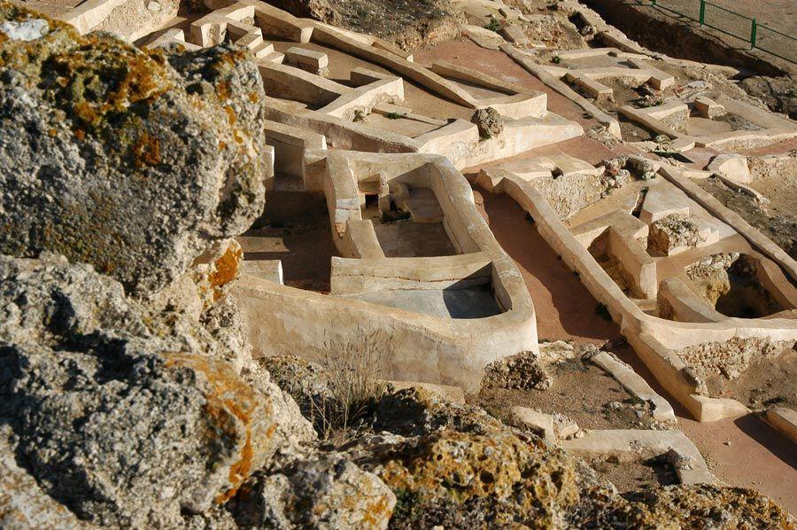 yacimiento Hisn-Yakka de Yecla