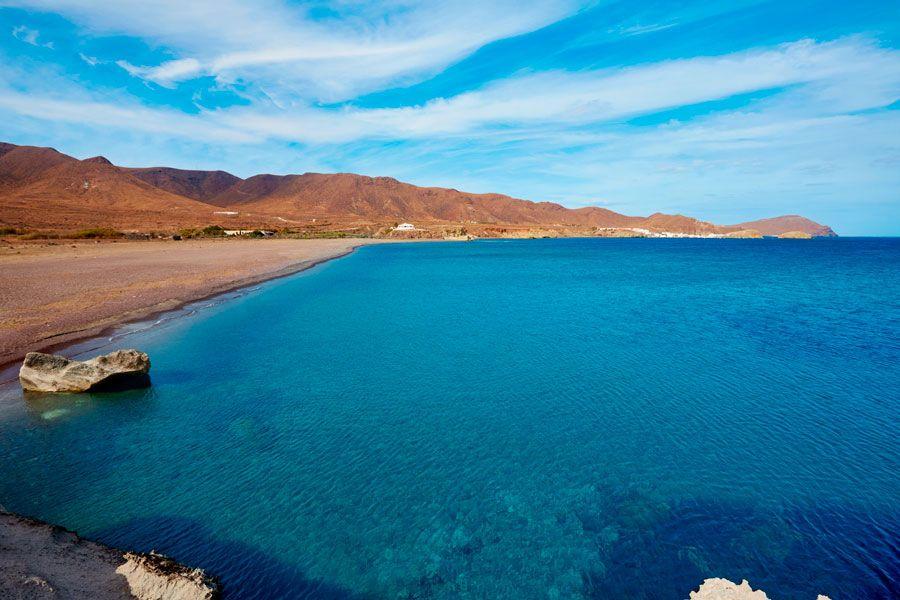 playa escullos excursiones en Cabo de Gata