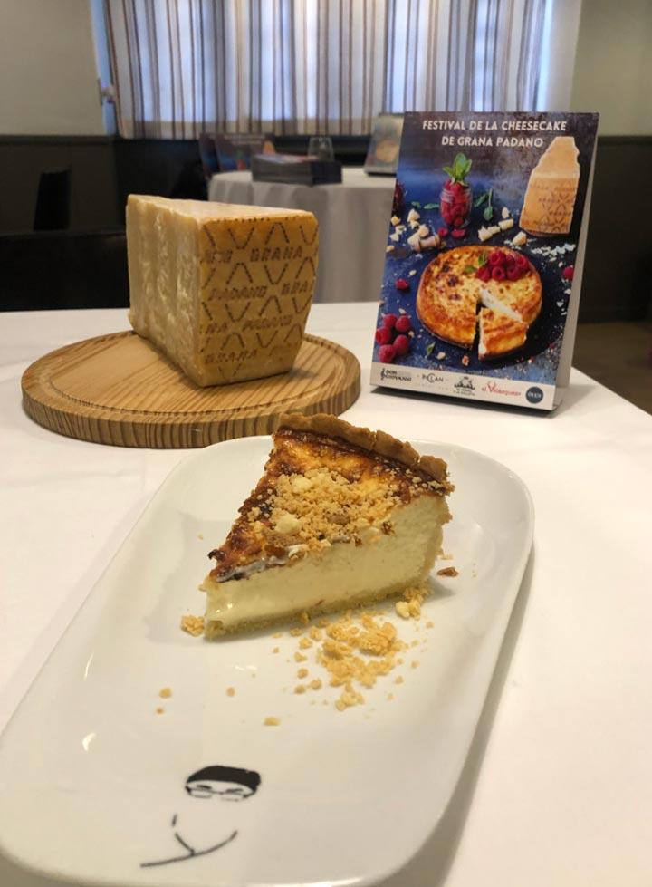 Cheesecake de Don Giovanni