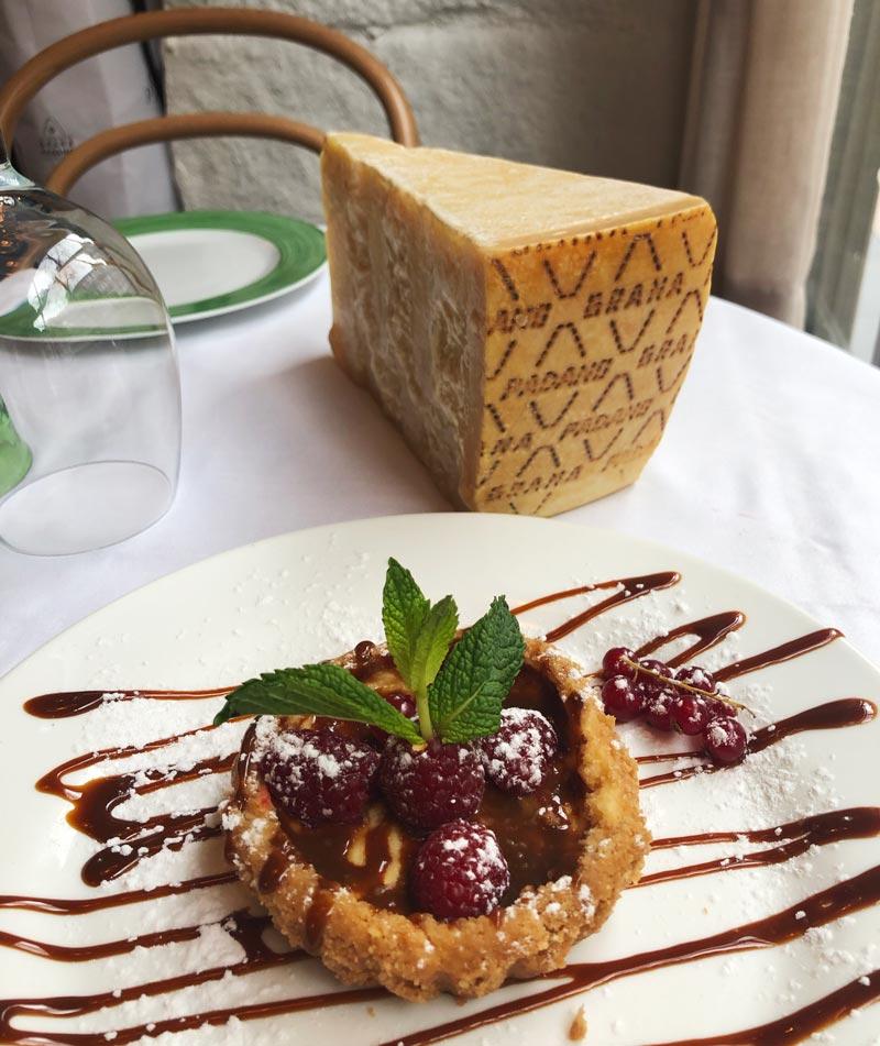 Cheesecake de El Perro y la Galleta