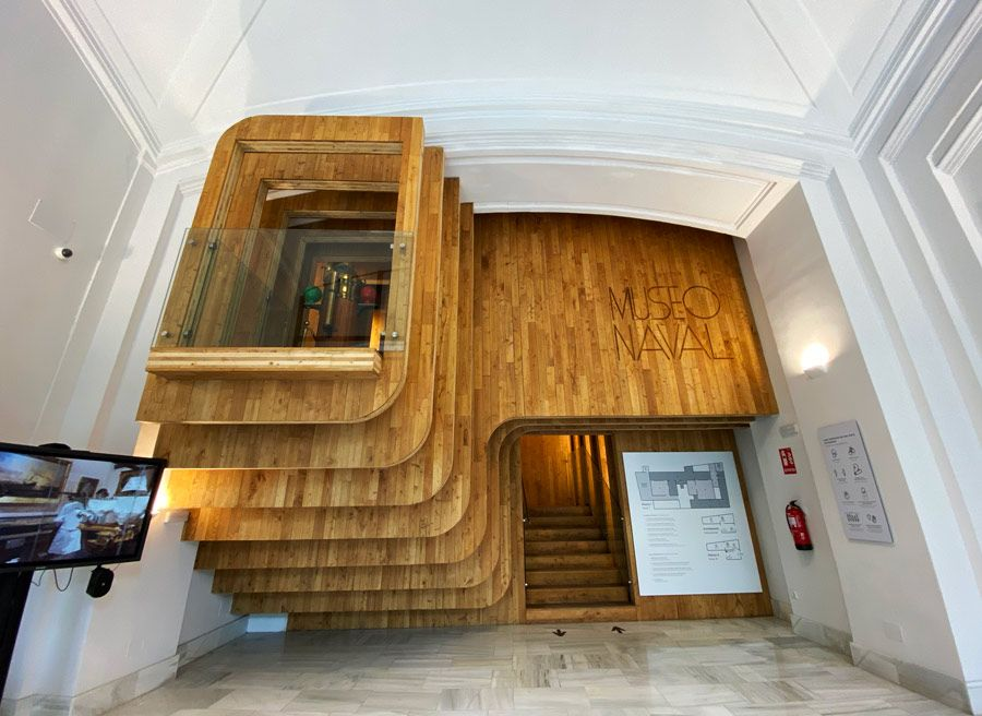 entrada museo naval de madrid