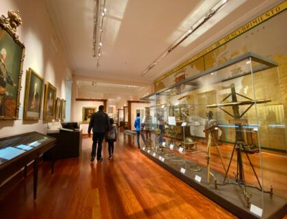 exposicion permanente museo naval madrid