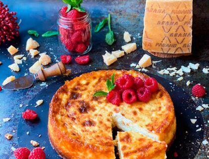 Festival de la cheesecake de Grana Padano