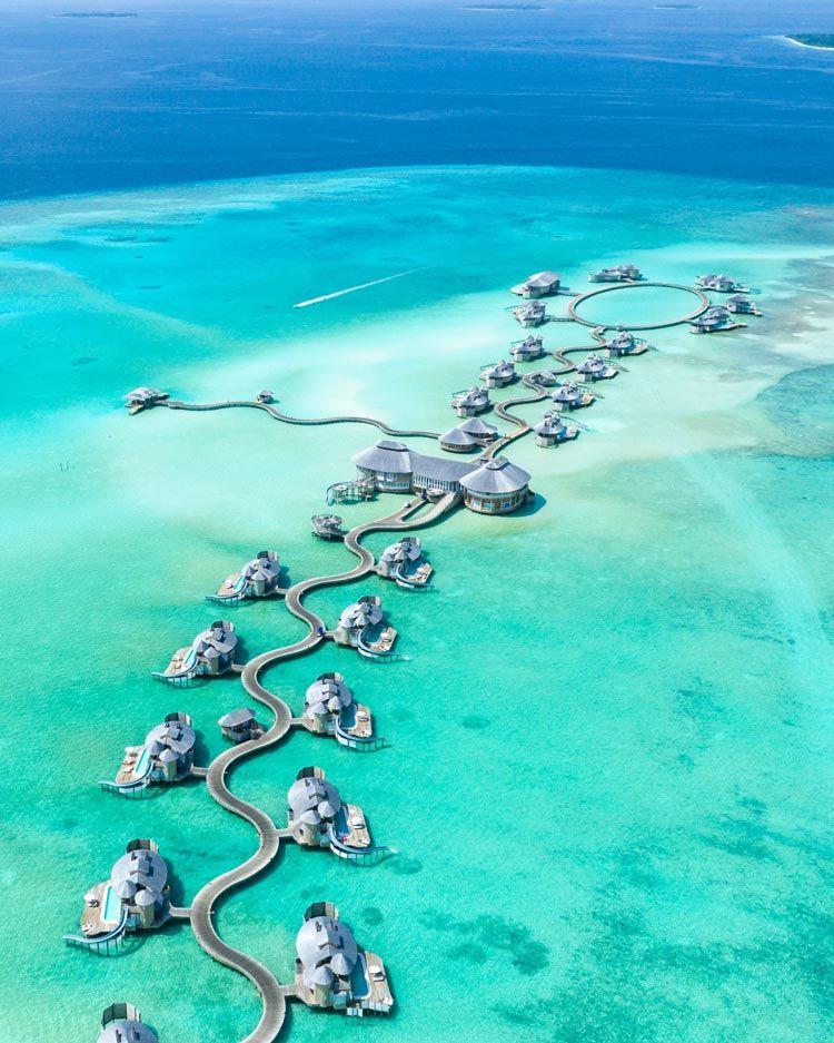maldivas entre paises sin cuarentena desde España