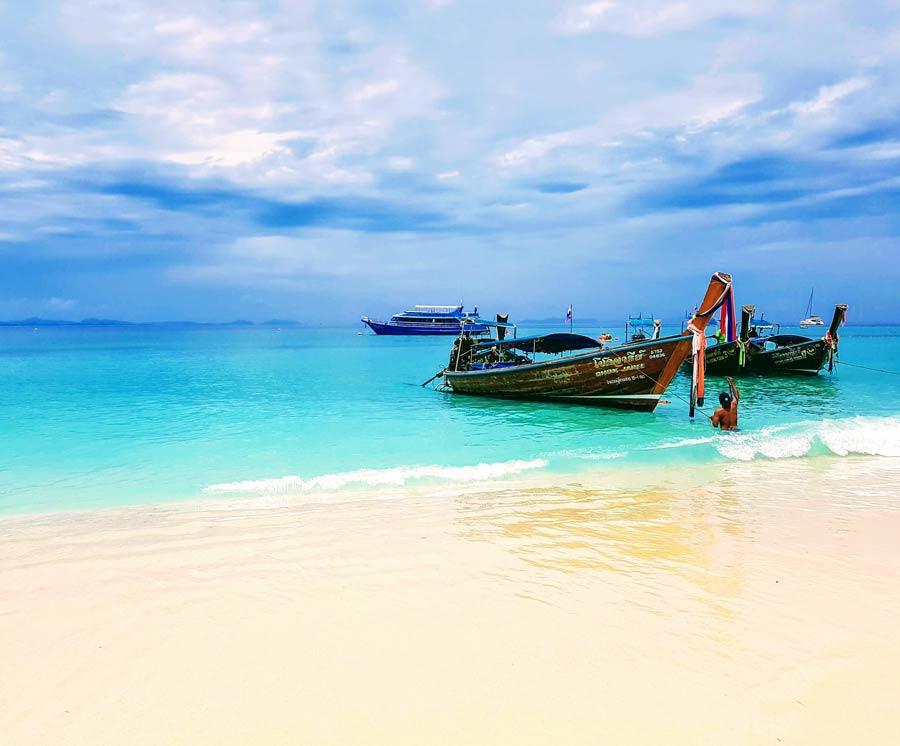 tailandia viajar desde espana 2021