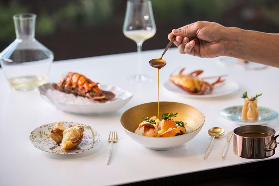 nuevos restaurantes del Ritz Oriental Madrid