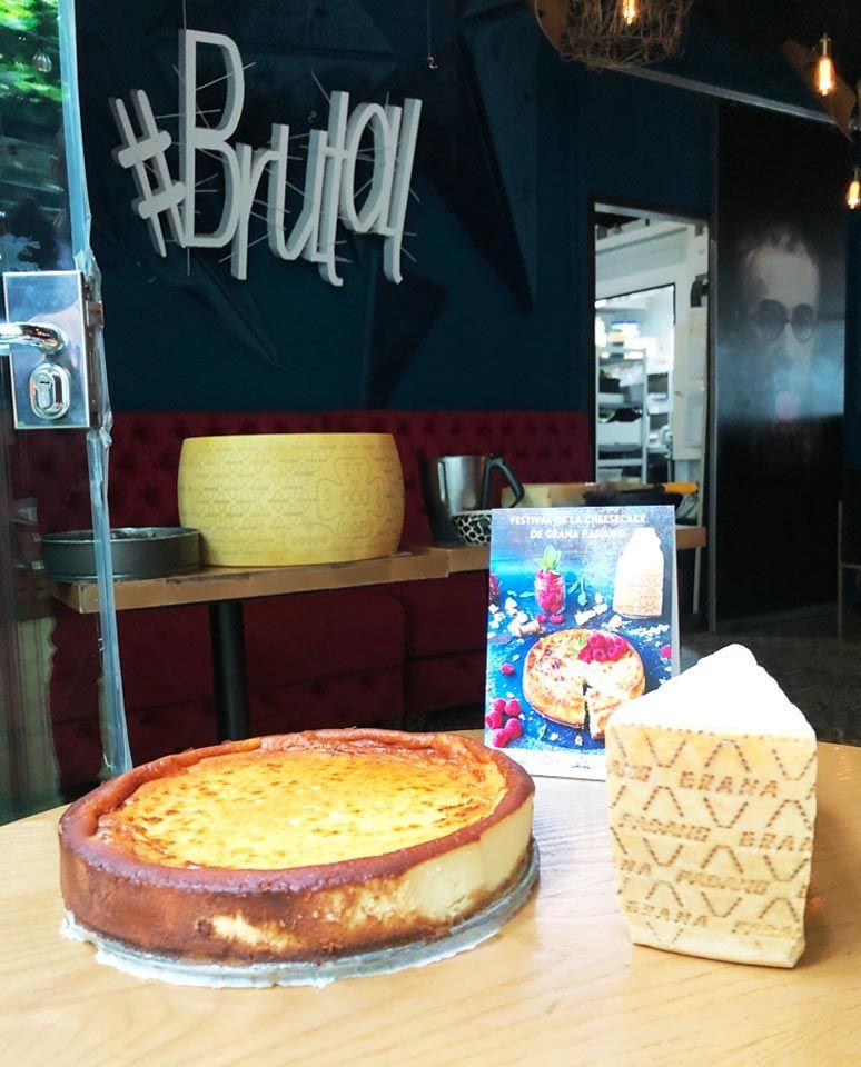cheesecake Inclan Brutal Bar