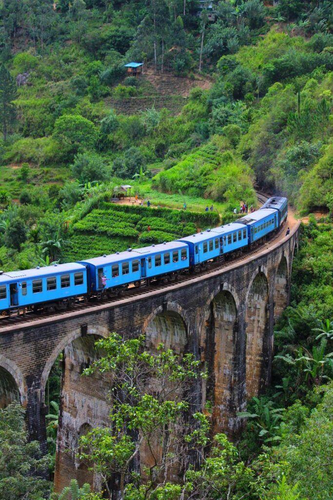 tren de sri lanka paises sin cuarenta desde espana