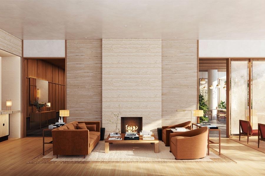Hotel The Pendry Manhattan dormir nueva york